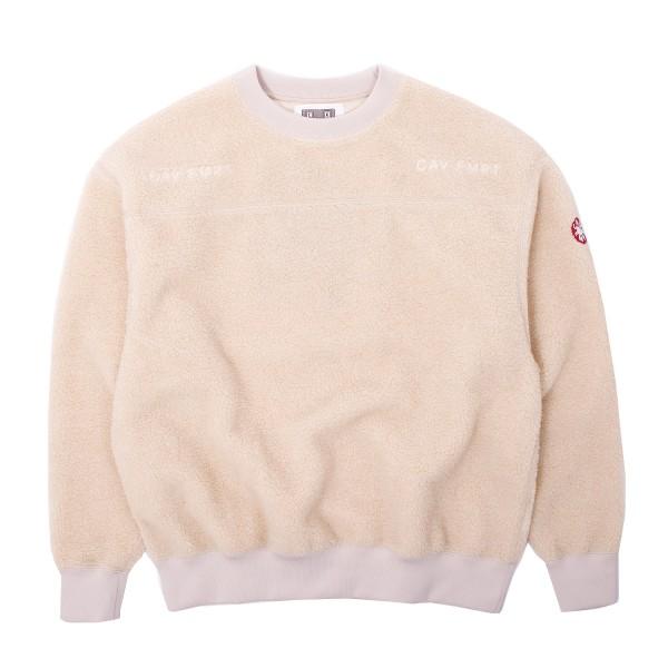 55f34c8787 Cav Empt Fleece Crewneck Sweatshirt