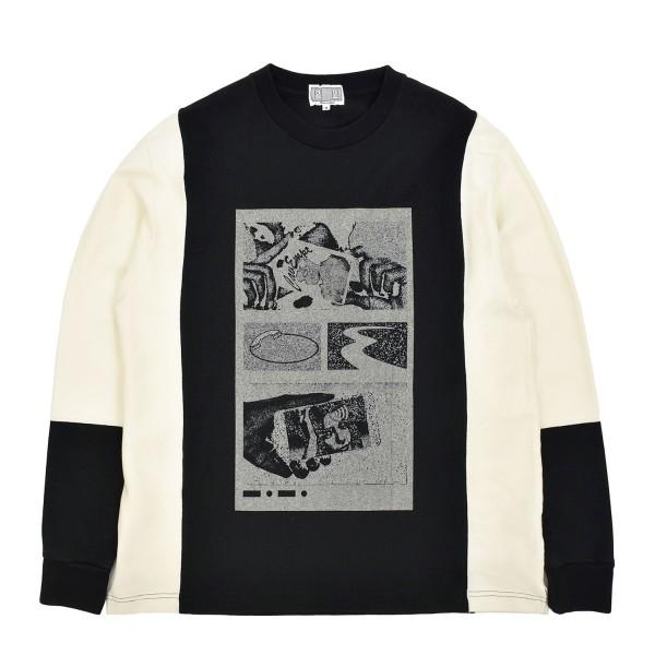 Cav Empt Silver Card Longsleeve T-Shirt