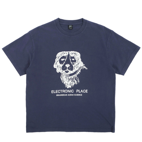 Brain Dead Electronic Place T-Shirt