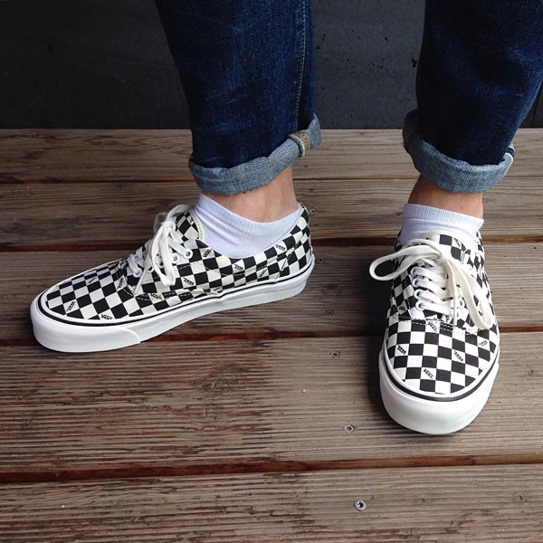 Vans Era Checkerboard Lx