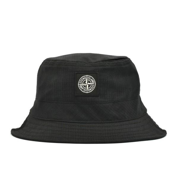 Stone Island Reflective Weave Ripstop Bucket Hat