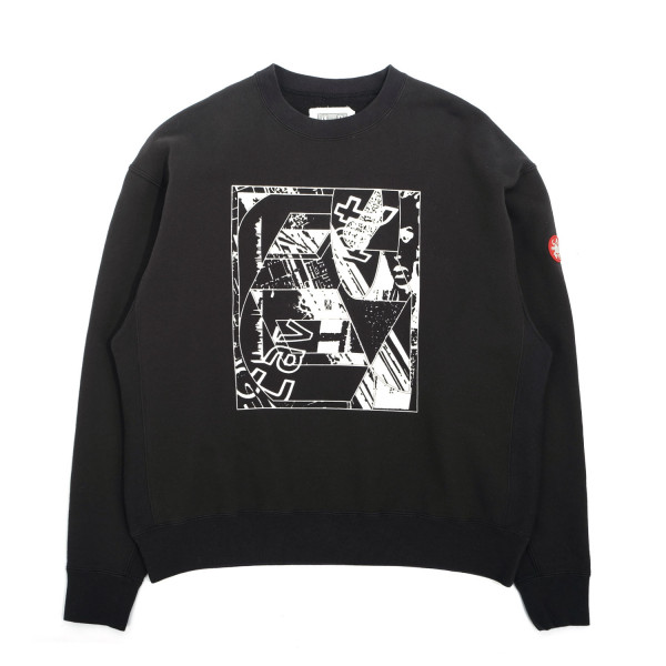 Cav Empt Production And Consumption Crew Neck Sweatshirt