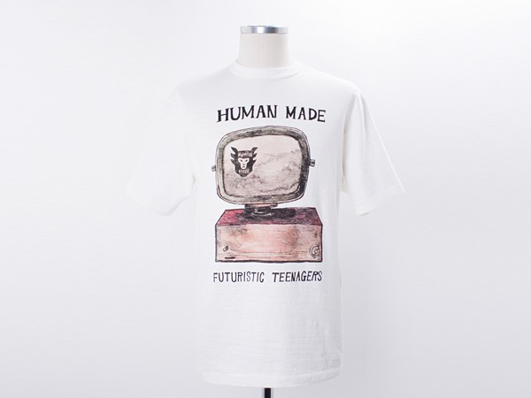 Human Made 505 Futuristic Screen T-Shirt