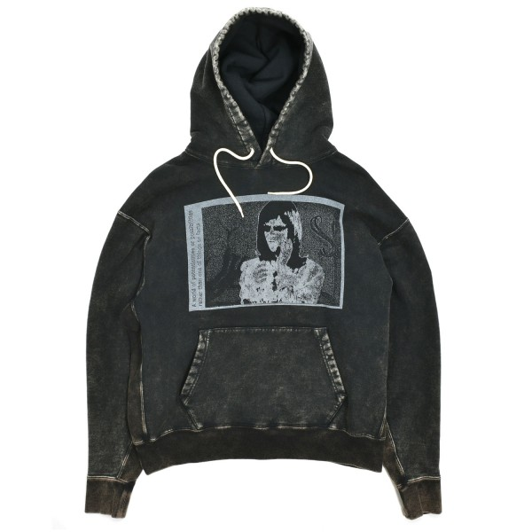 Cav Empt Overdye Possibilities Heavy Hooded Sweatshirt