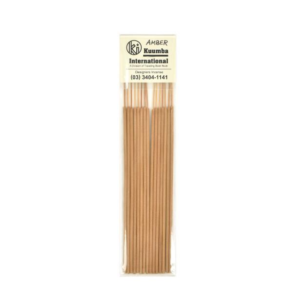 Kuumba Incense Sticks Regular Amber