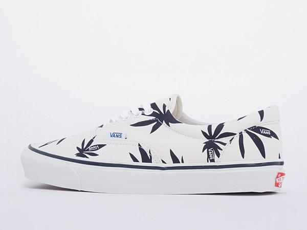 211f601734 Vans Era LX Palm Leaf White