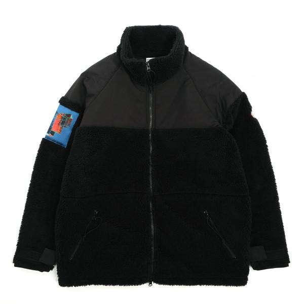 Cav Empt Boa Fleece Zip Jacket