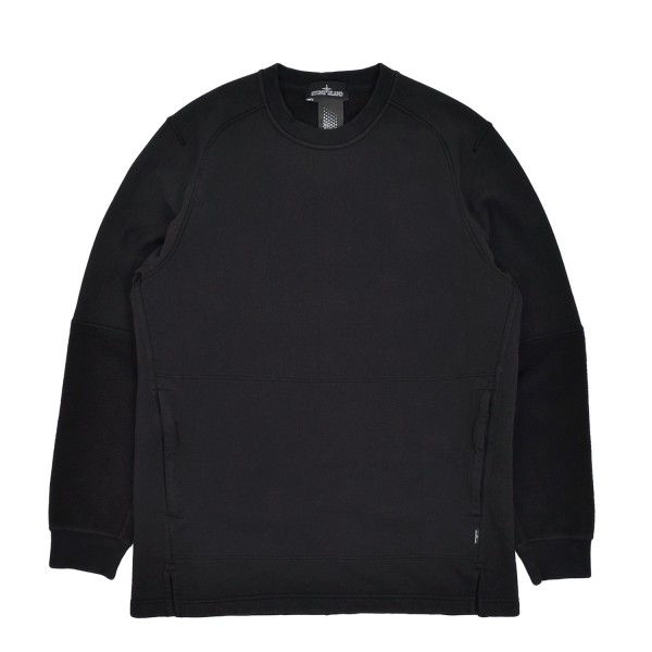 Stone Island Shadow Project Inverted Crewneck Sweatshirt