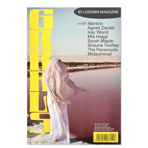 Lodown Grrrls Magazine