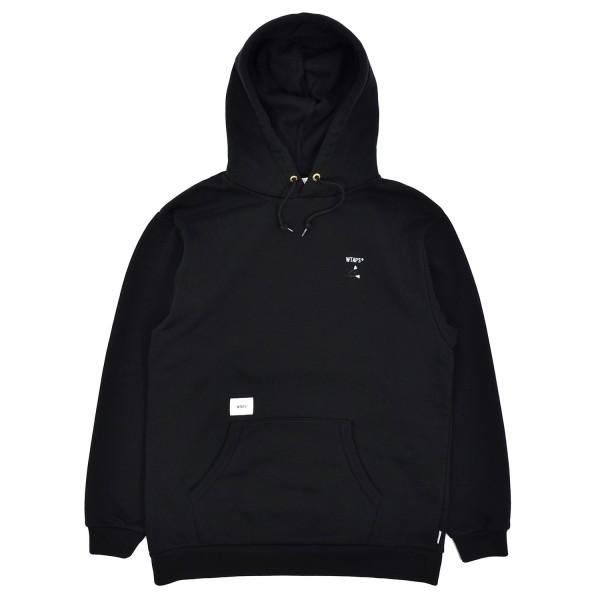 Wtaps Crack 02 Hooded Sweatshirt
