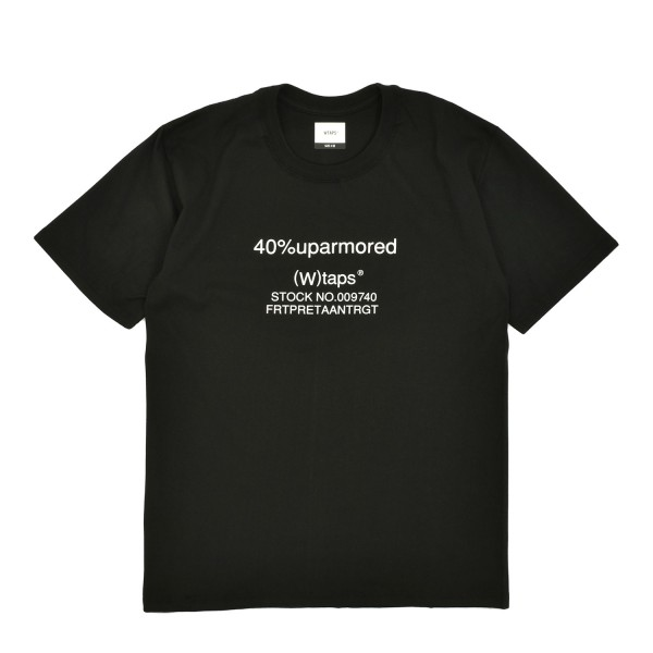 Wtaps 40 Pct Uparmored T-Shirt