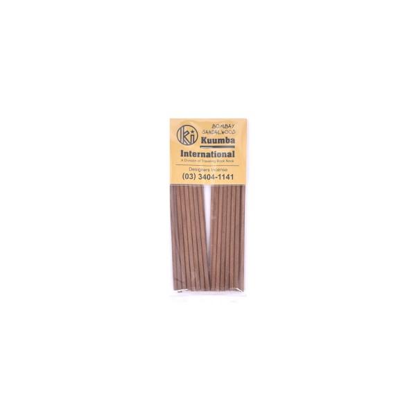 Kuumba Incense Sticks Mini Bombay Sandalwood