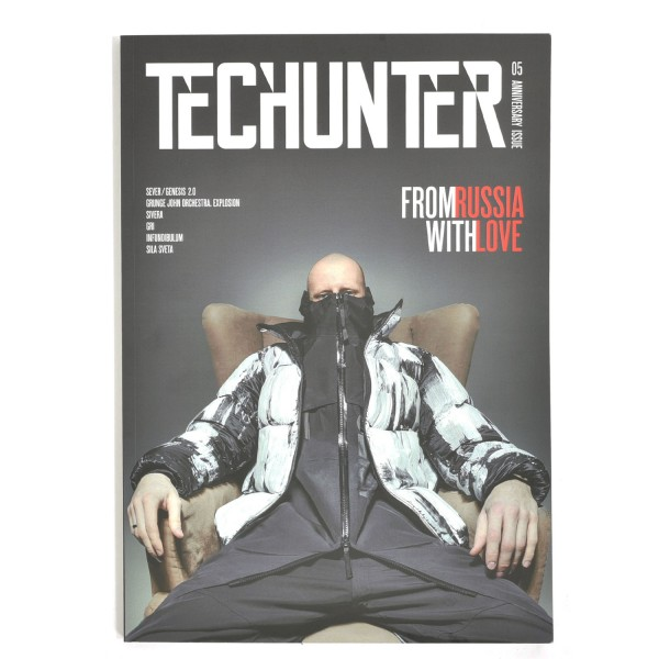 Techunter 05 Anniversary Issue