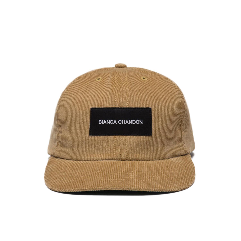 Bianca Chandon Logotype Label Polo Cap  f71eb60f336