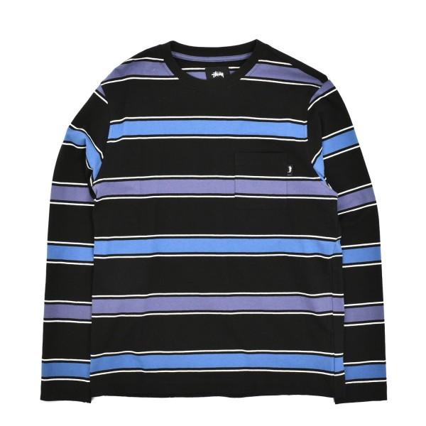 Stussy Marco Stripe Longsleeve T-Shirt