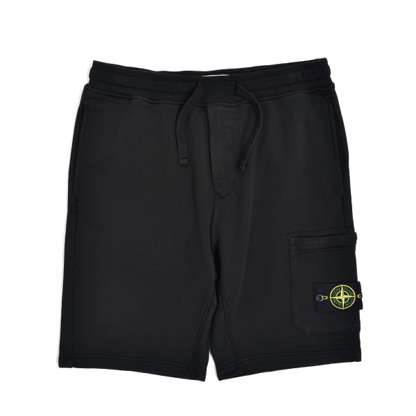 Stone Island Pocket Bermuda Shorts