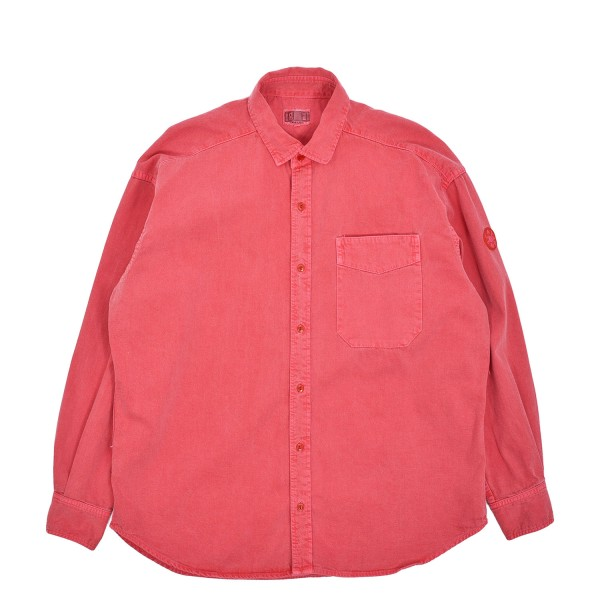 Cav Empt Overdye Colour Denim Shirt