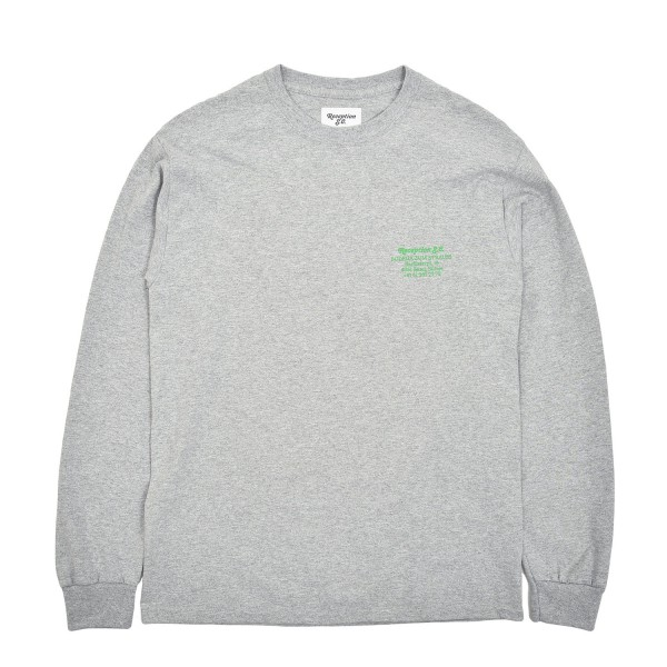 Reception Bodega Longsleeve T-Shirt
