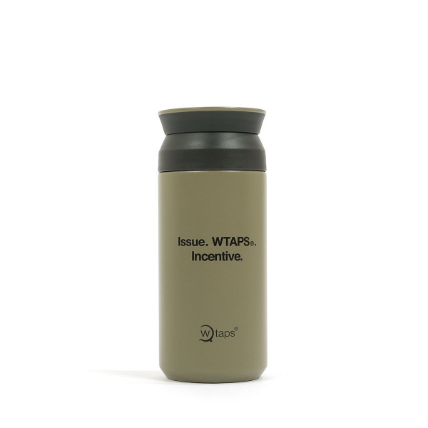 Wtaps H2O 350ml Stainless Steel Bottle