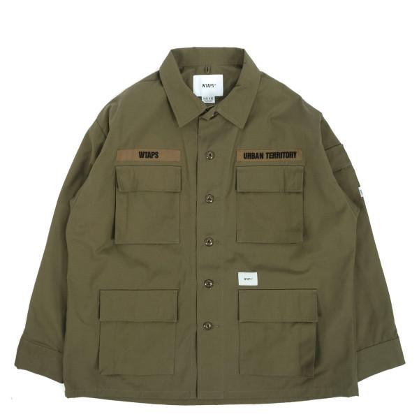 Wtaps Jungle 02 Longsleeve Shirt