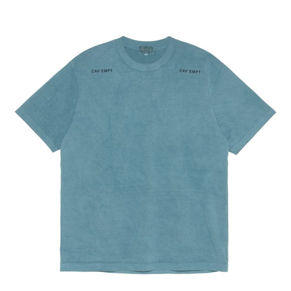 Cav Empt Overdye Defilement Frame T-Shirt
