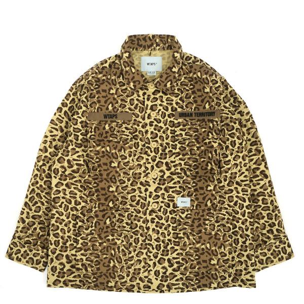 Wtaps Jungle 01 Longsleeve Shirt