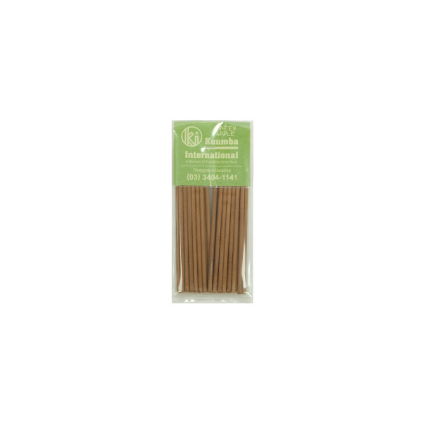 Kuumba Incense Sticks Mini Green Apple