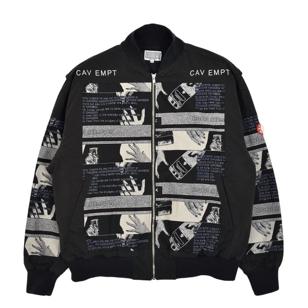 Cav Empt Drudgery Zip Jacket