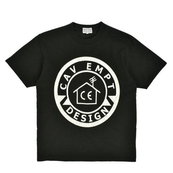 Cav Empt Washed Design T-Shirt