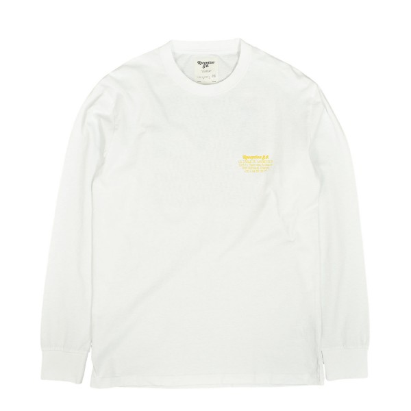 Reception Mareyeur Longsleeve T-Shirt
