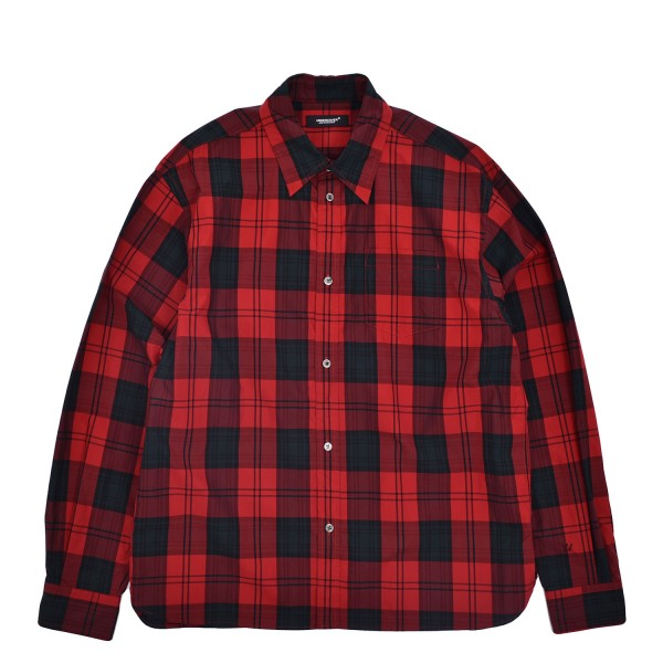 Undercover Plaid Shirt