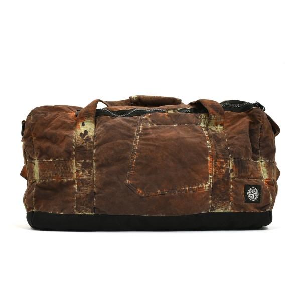 Stone Island Paintball Camo Duffle Bag