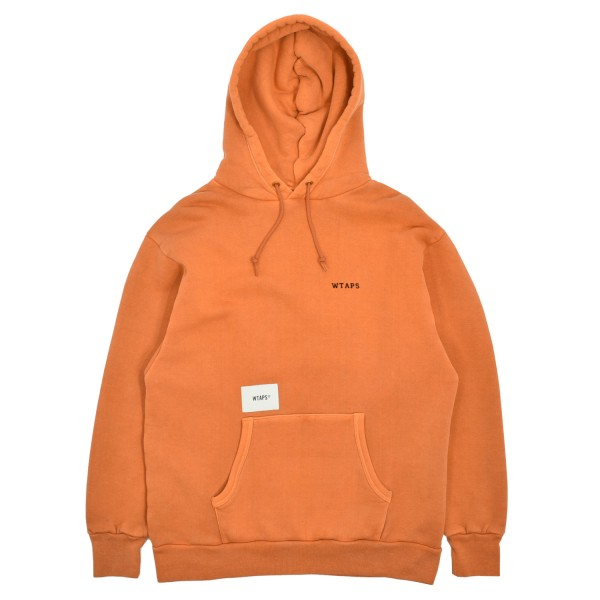 Wtaps College Design Hooded 03 Sweatshirt