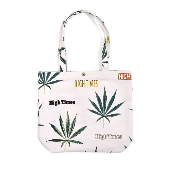 Wacko Maria x Hightimes Marijuana Tote Bag Small