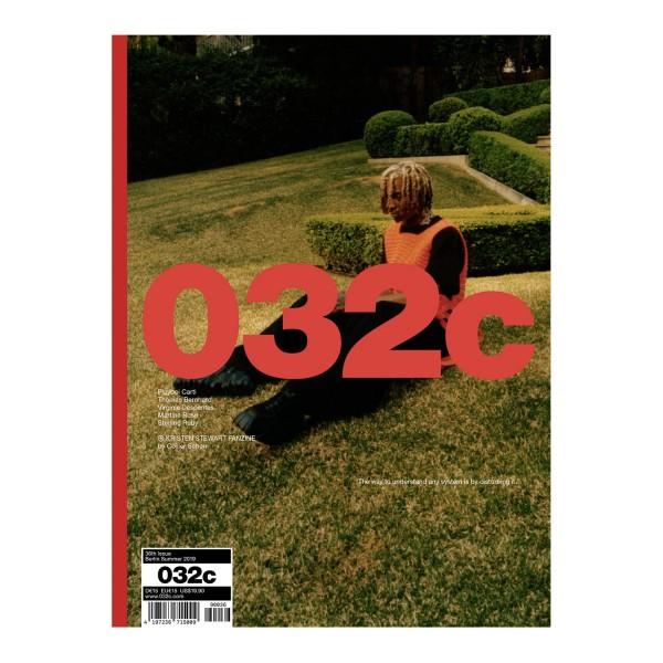 032c Issue #36 Summer 2019 Playboi Carti