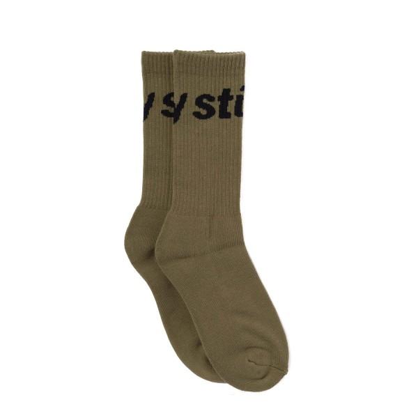 Stussy Jacquard Logo Socks
