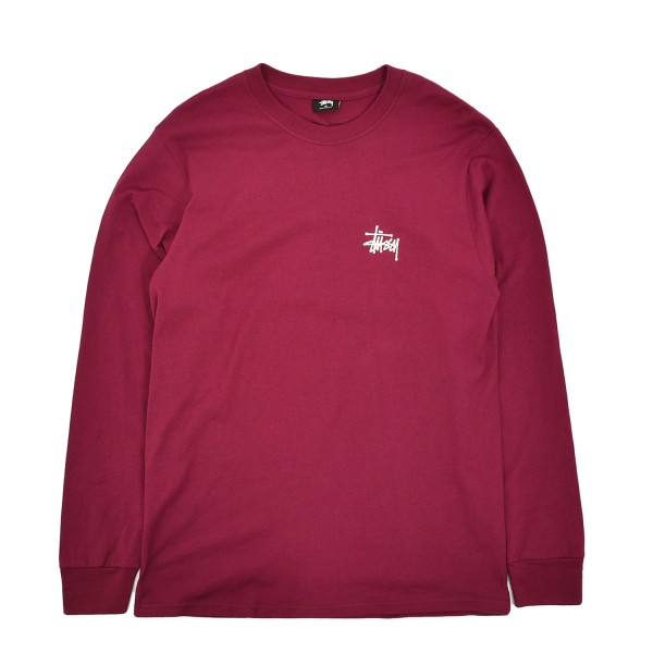 Stussy Basic Longsleeve T-Shirt