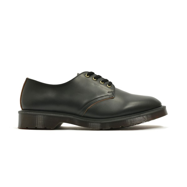 Dr. Martens Smiths 101 Arc Black Vintage Smooth