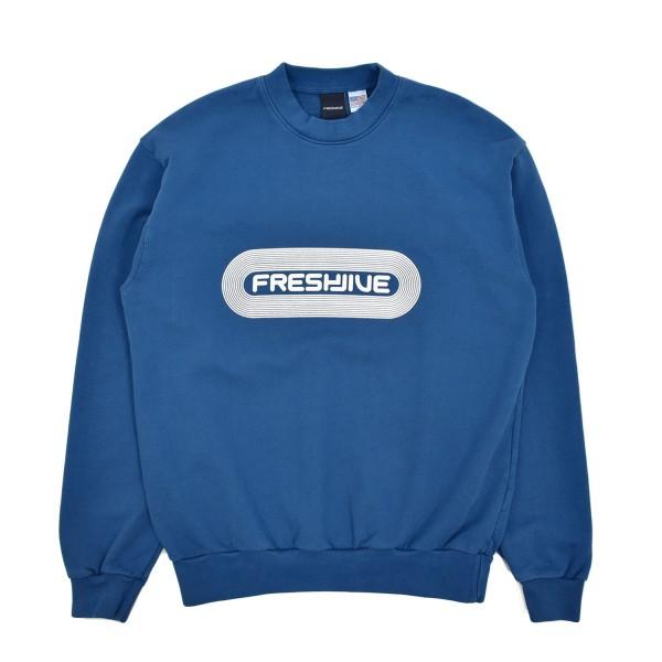 Freshjive Pill Logo Crewneck Sweatshirt