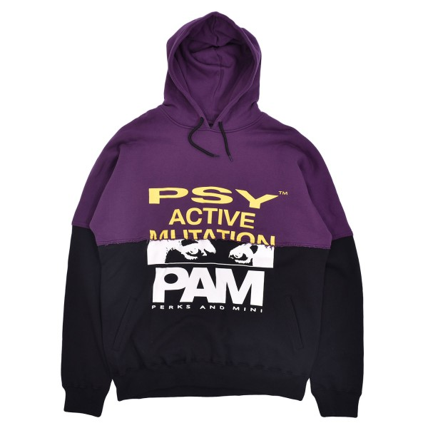 P.A.M. Halfway Hooded Sweatshirt
