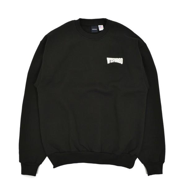 Freshjive WTFIRGO Loose Crewneck Sweatshirt