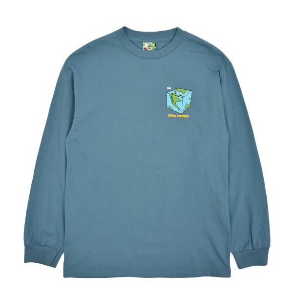 Felt Who Cares Longsleeve T-Shirt