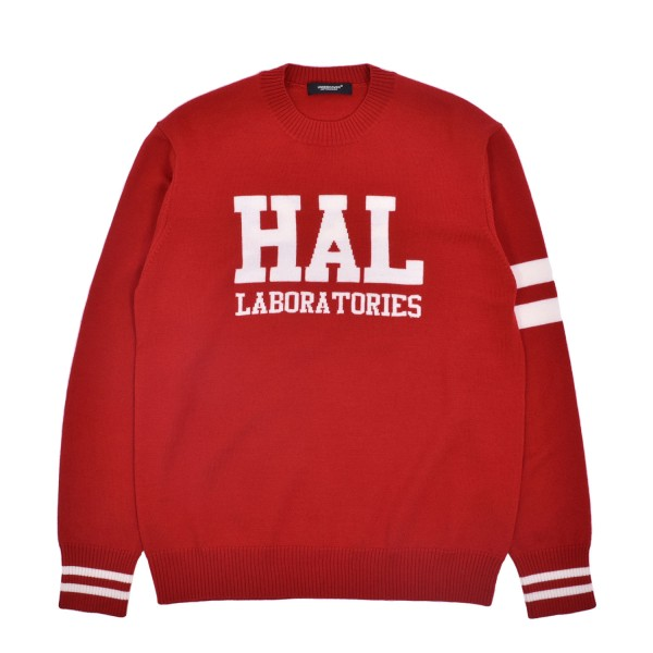 Undercover HAL Laboratories Knitted Sweater