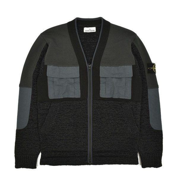 Stone Island Knitted Cardigan