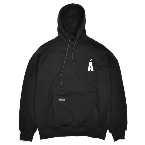 Deva States Visual Hooded Sweatshirt