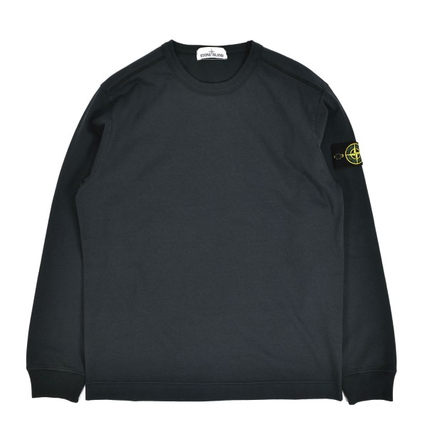 Stone Island Heavy Cotton Longsleeve T-Shirt