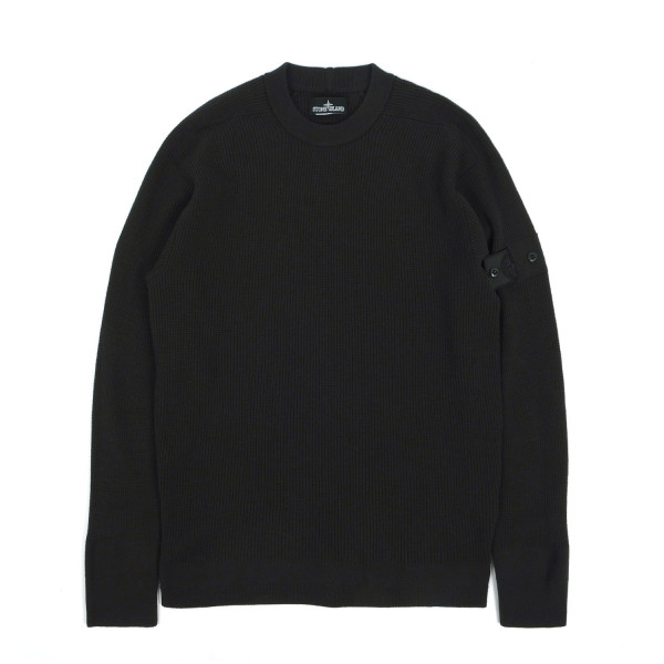 Stone Island Shadow Project Crewneck Knit Sweater