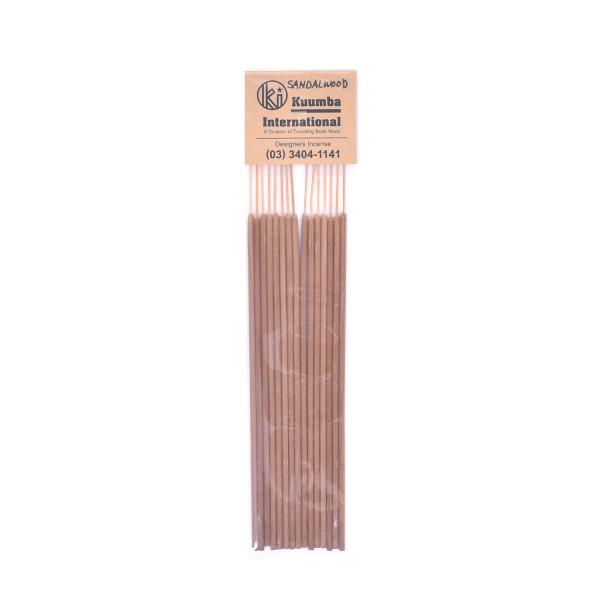 Kuumba Incense Sticks Regular Sandalwood