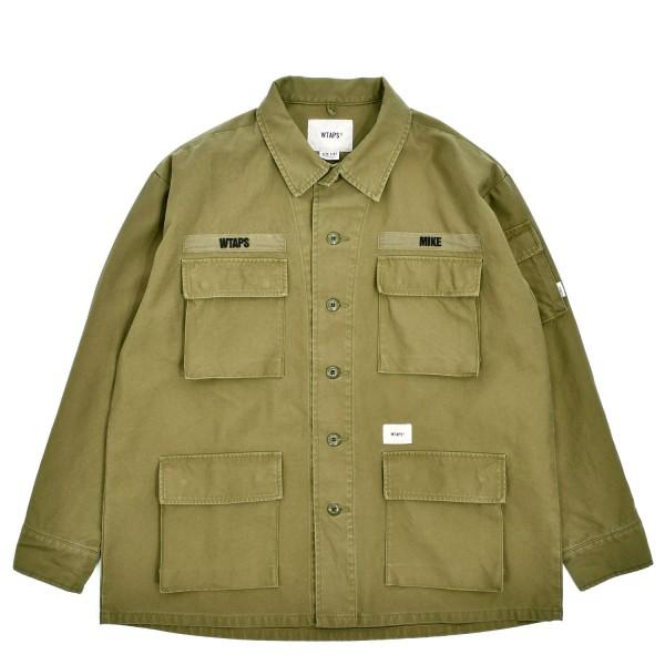 Wtaps Jungle Longsleeve 01 Shirt
