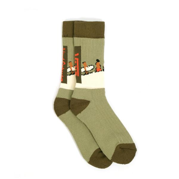 Vans Vault Nigel Cabourn Crew Socks